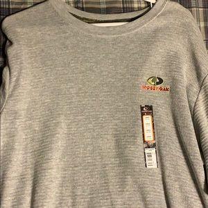 Men's Mossy Oak thermal shirt